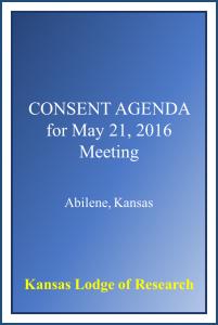 KSLOR-20160521-Cover-Consent_Agenda